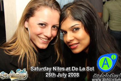 De La Sol - 26th July 2008