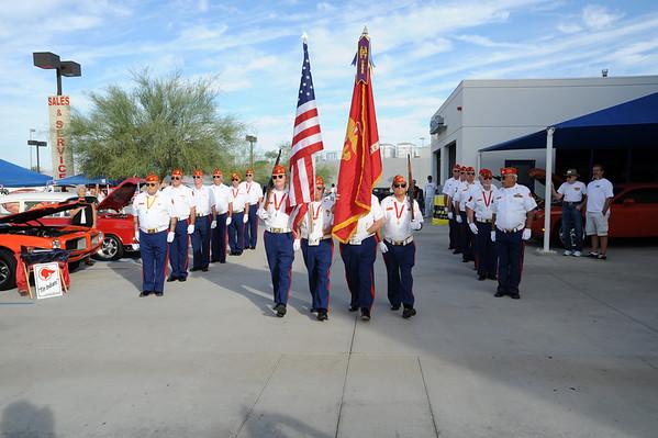 MCL. Detachment 757