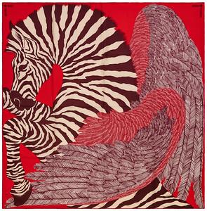 Zebra Pegasus - CS140 - Red Prune Ivory - NWOCT - 1603021407