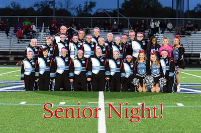 Senior Night (10/19/2018)