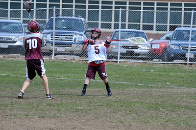 Chelmsford Lacrosse U13 Boys April 10