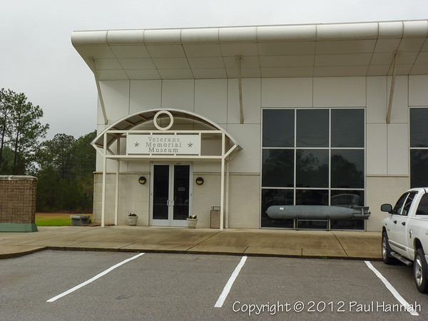 Veterans Memorial Museum – Laurel, MS – M60A3