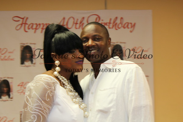 "THE 40TH BIRTHDAY CELEBRATION OF MRS. AGGIE ZARZAR YEKEKU WAS HELD ON SEPTEMBER 26TH,2015 AT 2100 PLYMOUNT AVENUE NORTH MINNEAPOLIS, MN.55411 PHOTO BY ""TARNUE'S PHOTO & VIDEO."" 612.913.2831"