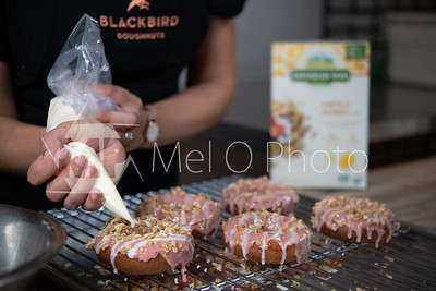Black Bird & Cascadian Farm Donuts