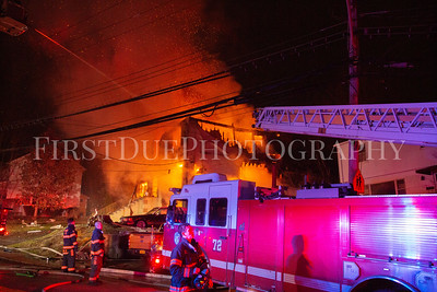 Yonkers 2nd Alarm: 423 Odell Ave. 28 Feb 21