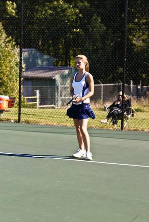 West G JV Tennis