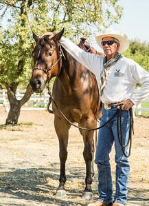 Cowboy Dressage Judge's Clinic