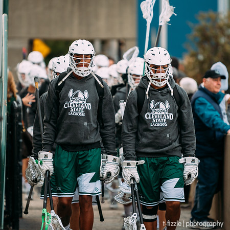 Cleveland State Vikings D-1 Lacrosse
