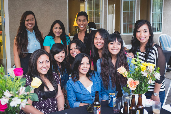 Jackie's Graduation Party