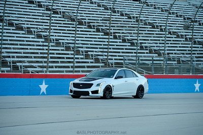 Cadillac VCLUB Laps for Charity @ Texas Motor Speedway 09.18.2021