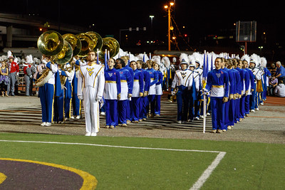 West Virginia's Marching Band Invitational