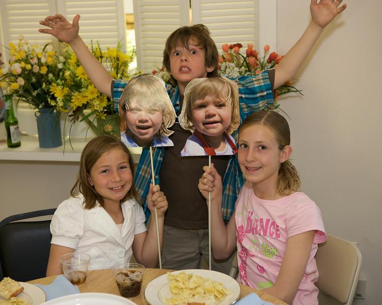McCrohan - Family Reunion -2008, Dinner & Talent Show