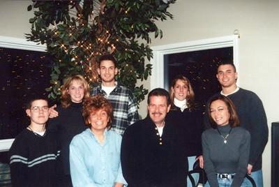 12-25-1998 Glaser's Christmas Dinner