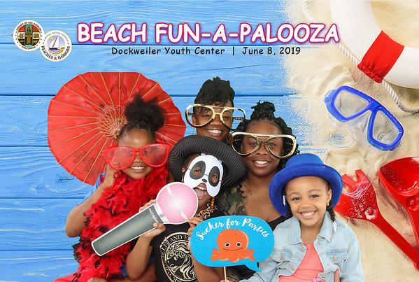 06.08.19 Beach Fun-A-Palooza Photo Booth