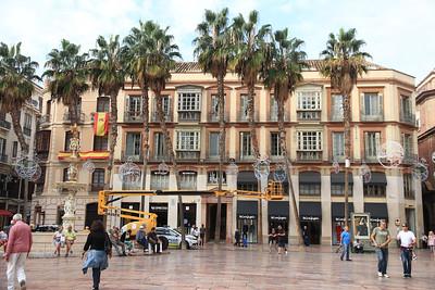 Malaga, Spain Nov 3