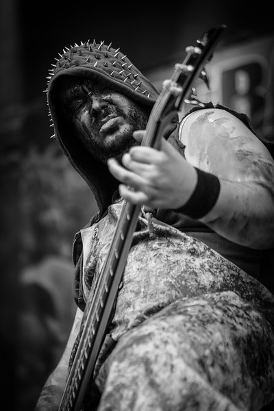 Debauchery vs. Bloodgod, Turock Open Air 2016
