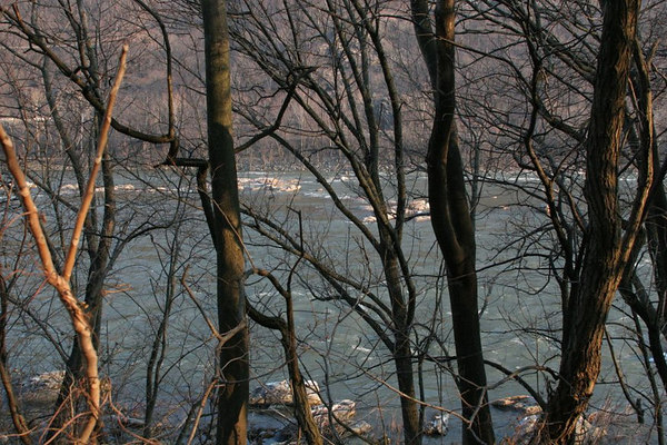 Harper's Ferry - Winter, 2005