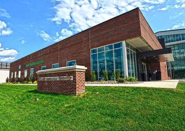 MU Sports Medicine Institute- Aug. 2015-Rick Haye