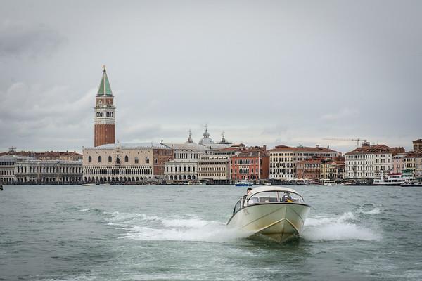 Venice, Burano, Murano and Torcello  - March 2017