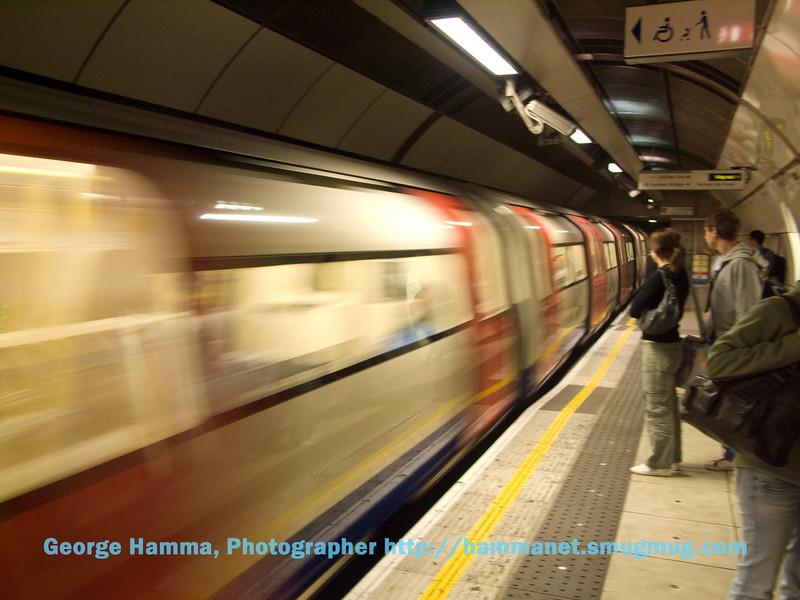 London underground