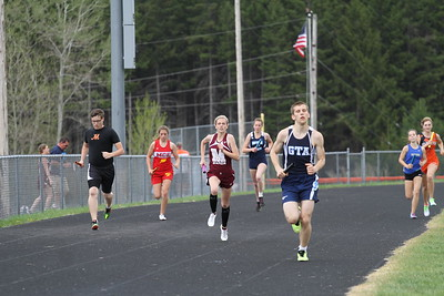 2015 Manton T&F Invite - May 9, 2015