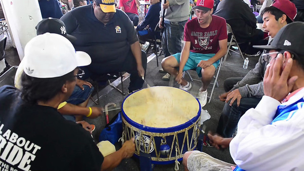 7 2013 July 27 Tsuu T'ina Nation Rodeo Drum Video*