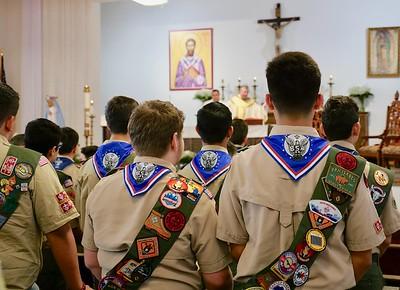 Scout Mass