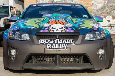 2014 Dustball Rally 2000
