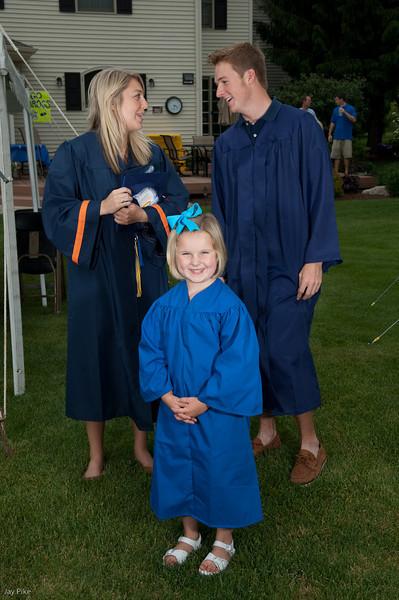 June 5, 2010 - Brogan's Graduation Party