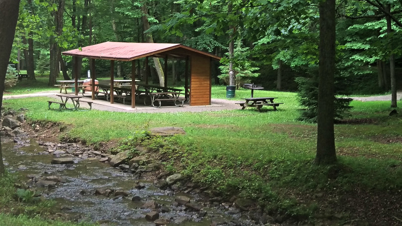 Pine Ridge Park Pavilion #1