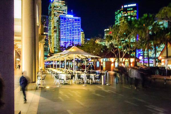 Sydney CBD : East Circular Quay : Opera Quays (Private)