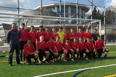 2013 Senior Boys Soccer