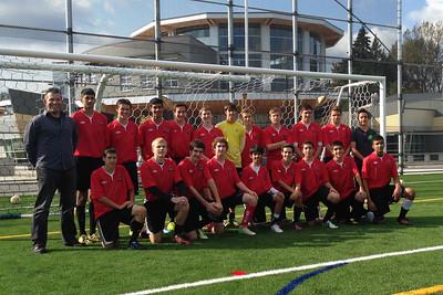 2013 Senior Boys Soccer
