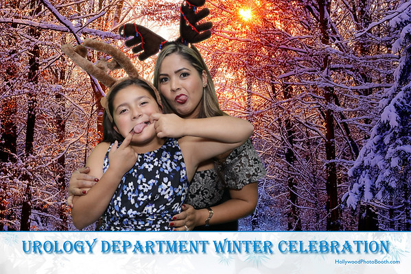 Urology Department Winter Celebration