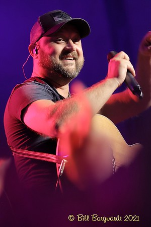 July 15, 2021 - Aaron Goodvin with Mayfield at Wildhorse Saloon in Calgary