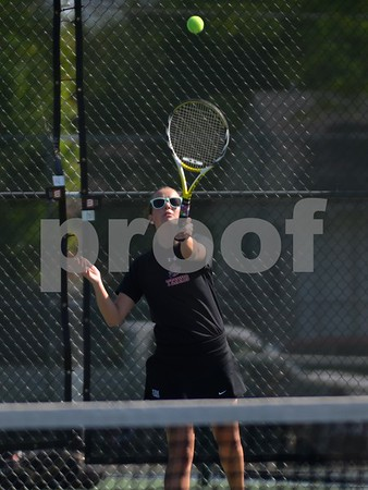 Ames vs Fort Dodge Girls Tennis