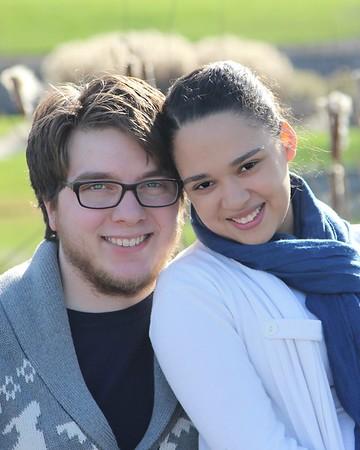 Jasmine & Grant