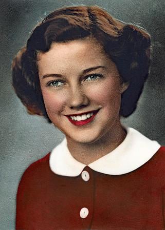 Mary Ann Benson Morrison's Life in Photos