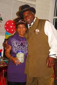 Wanda (Porter) Jackson Birthday Party Feb 18, 2011