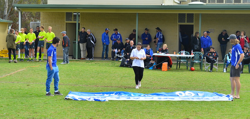 "2016 ""B"" Grade GRAND FINAL Renmark v Loxton North"