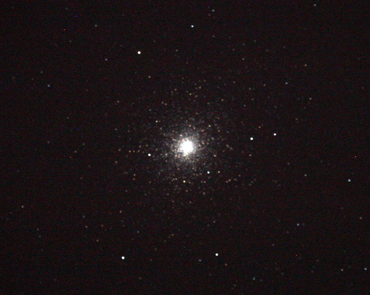 Caldwell 106 - NGC 104 - 47 Tucanae - Globular Cluster 25/09/2010 (Processed)