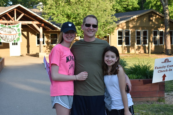 Memorial Day Family Camp 2018