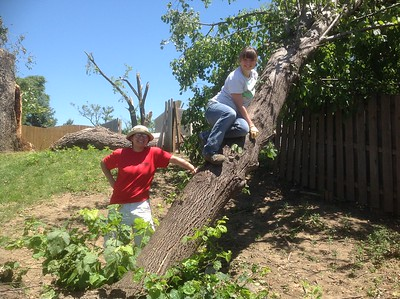 Eastern Nebraska Tornado Cleanup