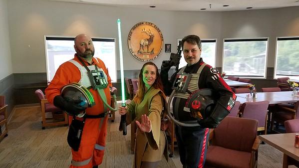 Star Wars Day Elks Lodge