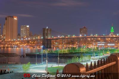 Brooklyn Promenade 9/11/2010