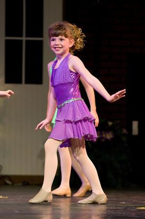 Dance Recital and Family Portraits