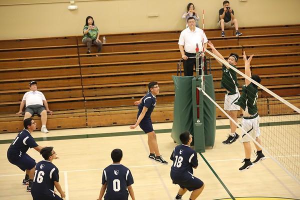 JV Boys' Volleyball