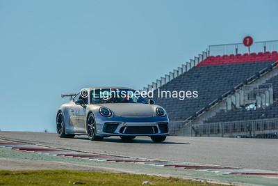 #1.0 Silver Porsche GT3