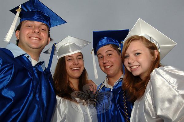 Newtown High School Class of 2011 graduation
