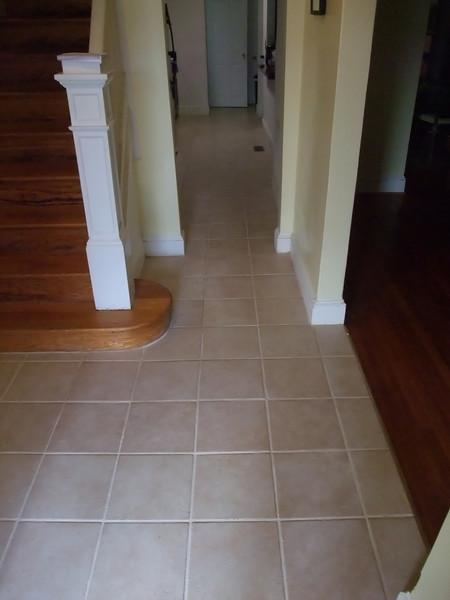 tile w kitchen